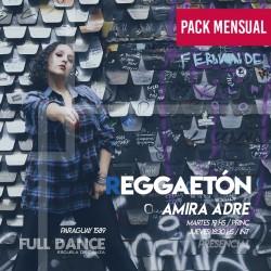 REGGAETÓN - Amira Adre - ONLINE ZOOM MARTES 19:00 HS -  PACK MAYO 11/18