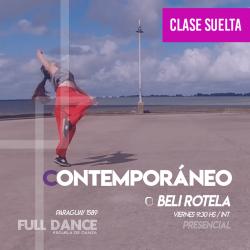 CONTEMPORÁNEO - Beli Rotela -  ONLINE ZOOM VIERNES 09:30hs - 07 DE MAYO