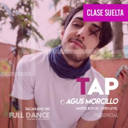 TAP - Agustin Morcillo - CLASE SUELTA - ONLINE ZOOM MARTES 18:30 HS -  11 DE MAYO