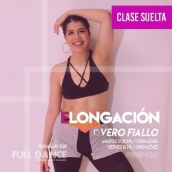 ELONGACIÓN - Vero Fiallo - CLASE SUELTA - ONLINE ZOOM MARTES 17:30 HS -  11 DE MAYO