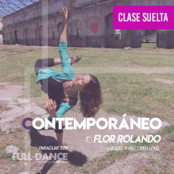 CONTEMPORÁNEO - Flor Rolando - ONLINE ZOOM SABADO 19:00 HS - 08 DE MAYO