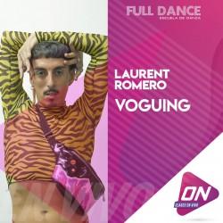 Voguing - Laureano Romero. Jueves 13/08 21:00hs. Clases Online en Vivo
