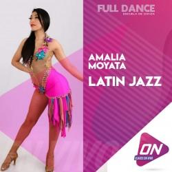 Latin Jazz - Amalia Moyata. Jueves 13/08 10:00hs. Clases Online en Vivo