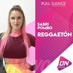 Reggaetón - Sabri Pombo. Jueves 29/10 11:00hs. Clases Online en Vivo