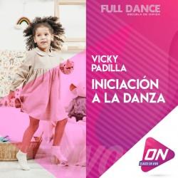 Iniciación a la Danza  - Vicky Padilla. Miércoles 28/10 16:00hs. Clases Online en Vivo