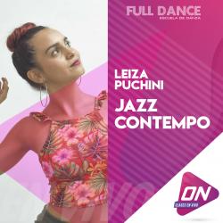 Jazz Contemporáneo - Leiza Puchini. Martes 14/07 18:00hs. Clases Online en Vivo