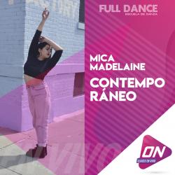 Contemporáneo - Mica Sandes. Viernes 10/07 19:00hs. Clases Online en Vivo
