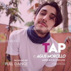TAP - Agustin Morcillo - Presencial MARTES 18:30 HS - PACK AGOSTO