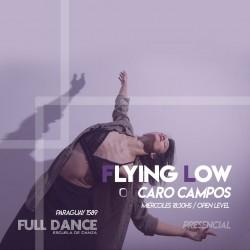 FLYING LOW - Caro Campos - Presencial MIERCOLES 18:30 HS - 27 de OCTUBRE