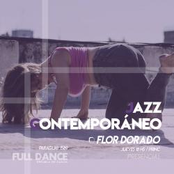 Jazz Contemporáneo - Flor Dorado -  Presencial JUEVES 18:00hs - 28 OCTUBRE
