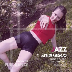 DANZA JAZZ - Aye Di Meglio - Presencial SABADO 19:00 HS - PACK AGOSTO