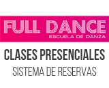 Full Dance - CLASES PRESENCIALES