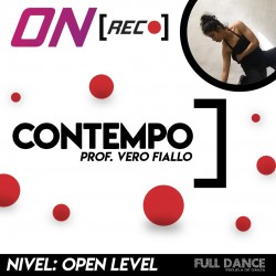 Contempo Acro. Vero Fiallo. Nivel: Open Level