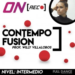 Contempo Fusion. Willy Villalobos. Nivel: Intermedio