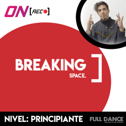 Breaking. Space. Rodrigo Peysere. Nivel: Principiante