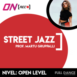 Street. Martu Gruppalli. Nivel: Open Level