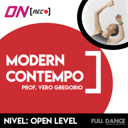 Modern Contempo. Vero Gregorio. Nivel: Open Level