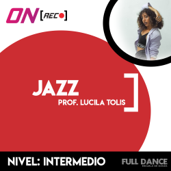 Jazz. Lucila Tolis. Nivel: Intermedio