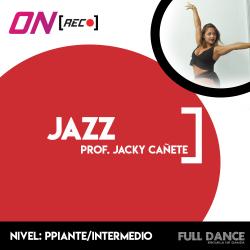 Jazz. Jacky Cañete. Nivel: Principiante