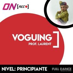 Voguing - Laurent Romero. Nivel: Principiante